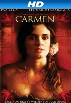 İspanyol Erotik Filmi Carmen Full tek part izle