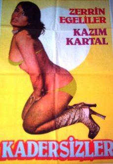 Kadersizler 1979 Türk Yeşilçam Erotik Filmi İzle tek part izle